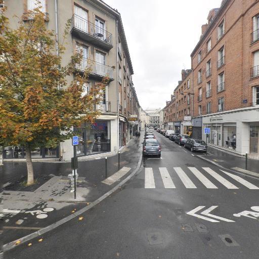 Parking Châtelet - Parking public - Orléans
