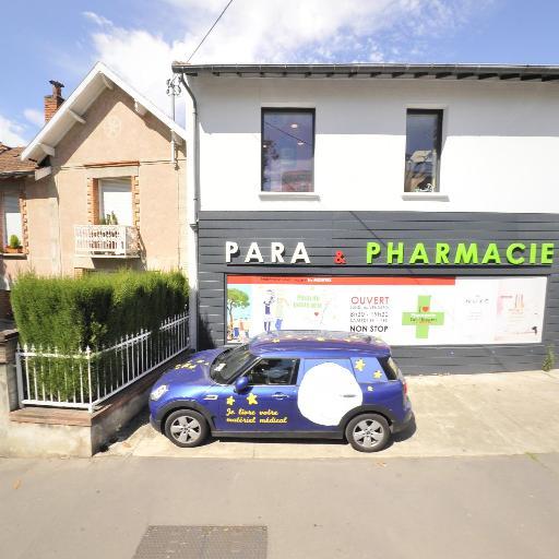 Pharmacie Saint Exupery - Pharmacie - Toulouse