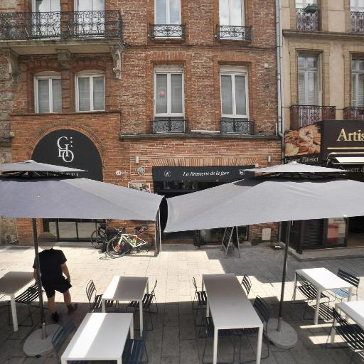 Grand Hôtel d'Orléans - Restaurant - Toulouse
