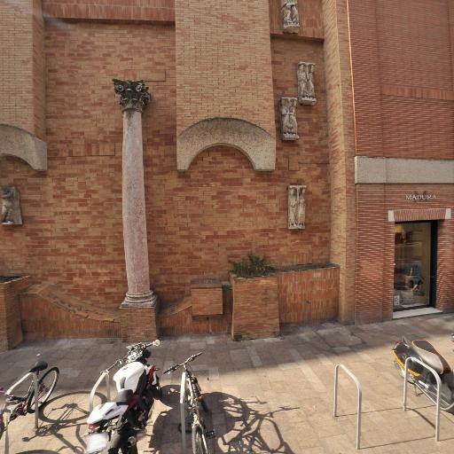 Chapelle des Pénitents Noirs de Toulouse - Attraction touristique - Toulouse