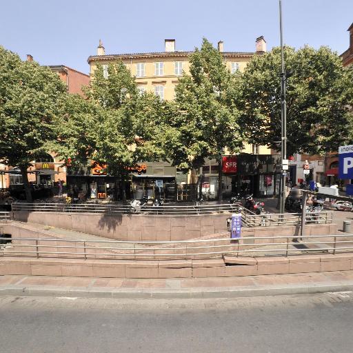 Parking Esquirol - Parking public - Toulouse