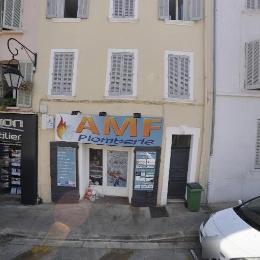 Amf Plomberie Sarl - Plombier - Toulon