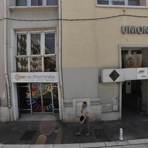 Carte Odyssée - Cinéma - Toulon