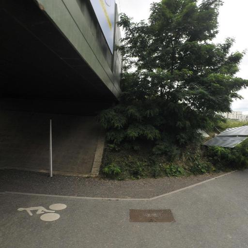 Muse - Parking public - Metz