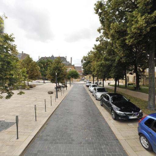 Direction Zonale de la Sécurité Intérieure de Metz - Intérieur et sécurité - services publics - Metz