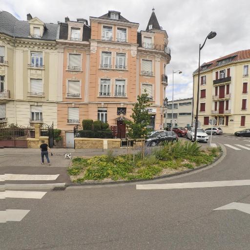 Agathe Pariset - Orthophoniste - Metz