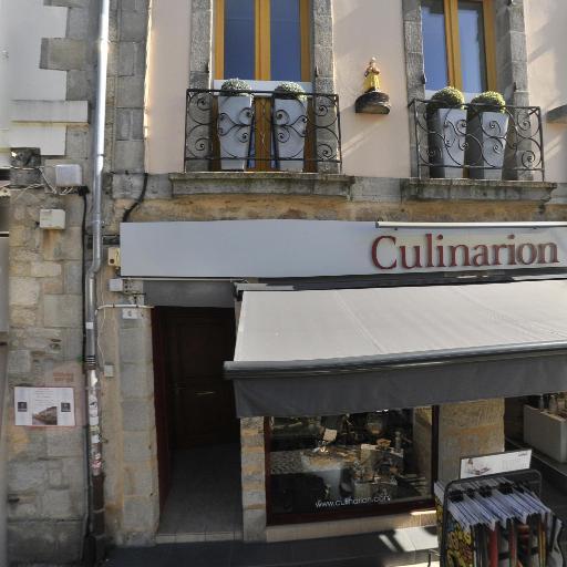 Culinarion - Cadeaux - Quimper