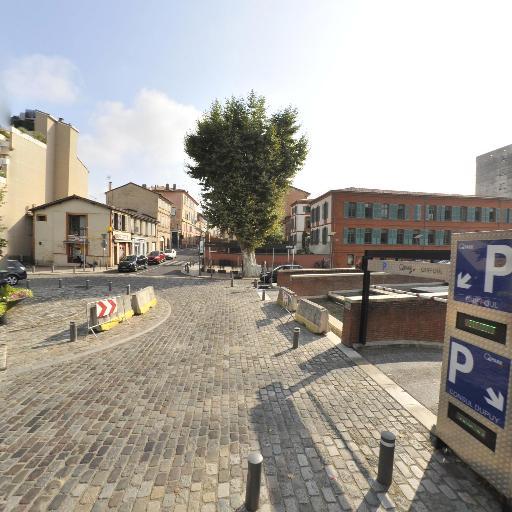 Parking Q-Park Griffoul - Parking public - Montauban