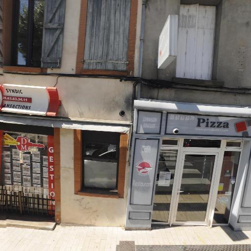 Pizza Bonici - Fabrication de produits frais pour la restauration collective - Montauban