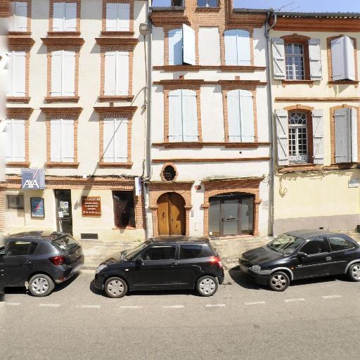 Estauver Eric - Banque - Montauban