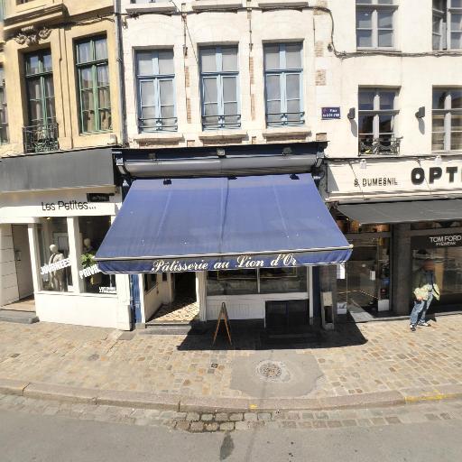 Pâtisserie du Lion d'Or - Pâtisserie - Lille