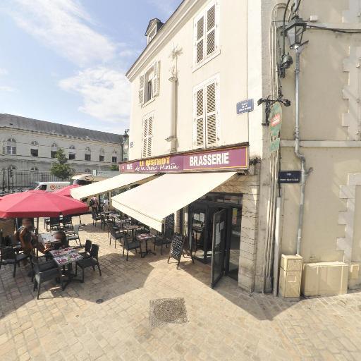 le Bistrot de la Croix Morin L.c.a.m. - Café bar - Orléans