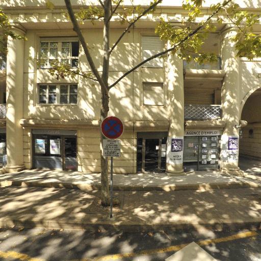 Man At Work - Agence d'intérim - Montpellier
