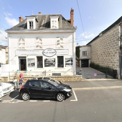 Gilbert Rigot SCI - Agence immobilière - Brive-la-Gaillarde
