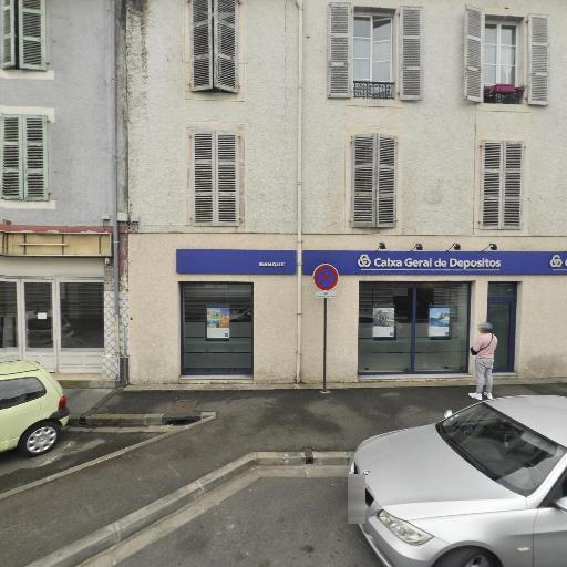 Caixa Geral de Depositos - Banque - Pau